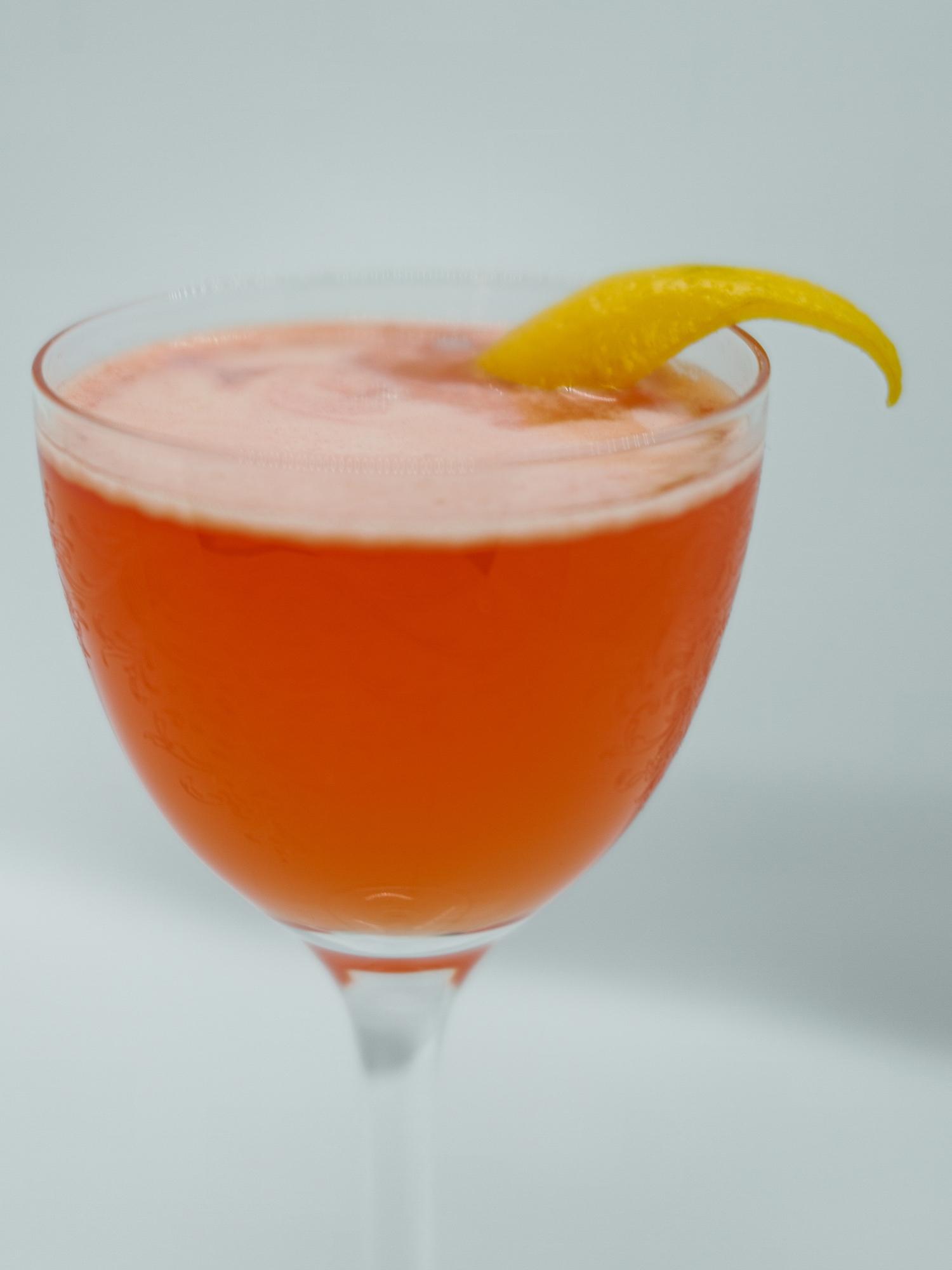 Ilegal Mezcal Cocktails - Paper Plane